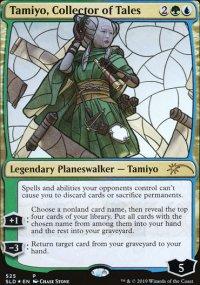 Tamiyo, Collector of Tales -