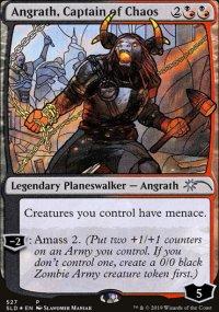 Angrath, Captain of Chaos -