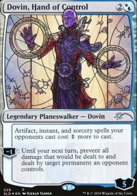 Dovin, Hand of Control -