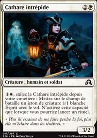 Cathare intrépide -