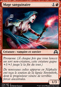Mage sanguinaire -