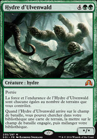 Hydre d'Ulvenwald -