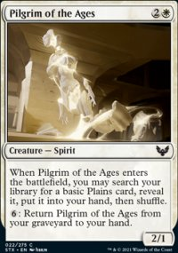 Pilgrim of the Ages -