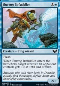 Burrog Befuddler -