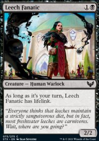 Leech Fanatic -