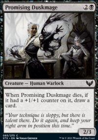 Promising Duskmage -