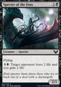 Specter of the Fens -