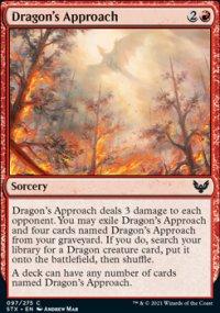 Dragon's Approach -