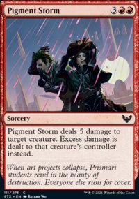 Pigment Storm -