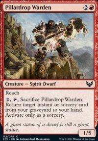 Pillardrop Warden -