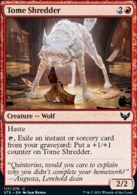 Tome Shredder -