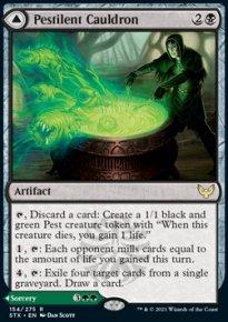 Pestilent Cauldron -