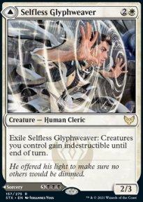 Selfless Glyphweaver -
