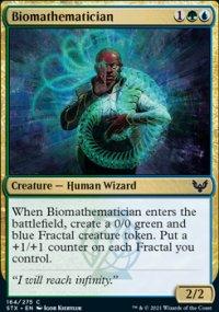 Biomathematician -
