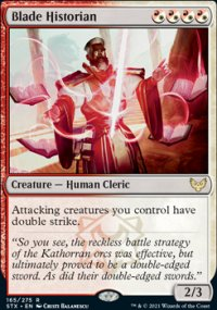 Blade Historian -