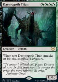 Daemogoth Titan -