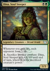 Dina, Soul Steeper -
