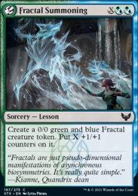 Fractal Summoning -