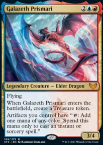 Galazeth Prismari -