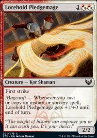 Lorehold Pledgemage -