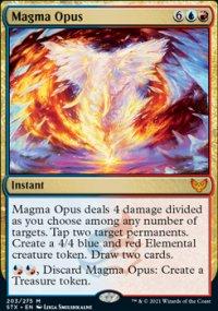 Magma Opus -