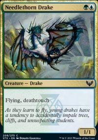 Needlethorn Drake -