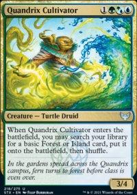 Quandrix Cultivator -