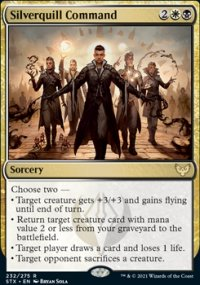 Silverquill Command -