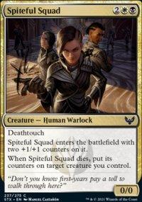 Spiteful Squad -