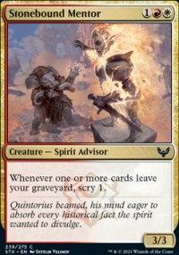 Stonebound Mentor -