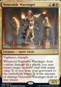 Venerable Warsinger -