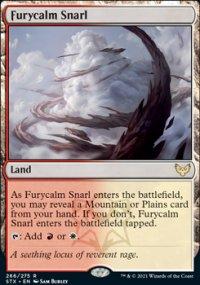 Furycalm Snarl -