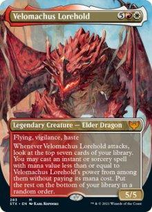 Velomachus Lorehold -