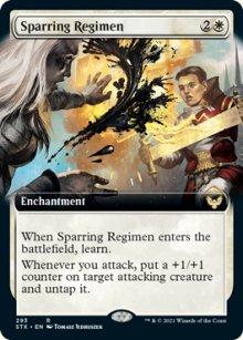 Sparring Regimen -
