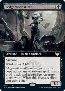 Sedgemoor Witch -