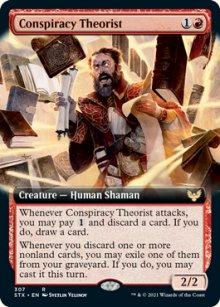 Conspiracy Theorist -