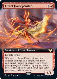 Efreet Flamepainter -