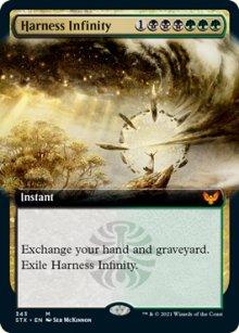 Harness Infinity -