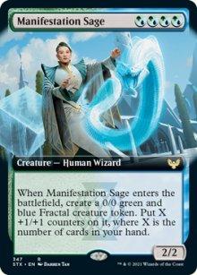 Manifestation Sage -