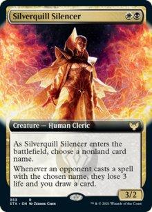 Silverquill Silencer -