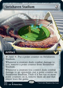 Strixhaven Stadium -