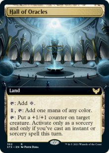 Hall of Oracles -
