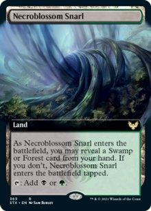 Necroblossom Snarl -