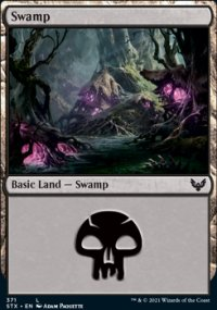 Swamp 2 - Strixhaven School of Mages
