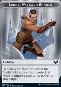 Emblem Lukka, Wayward Bonder -