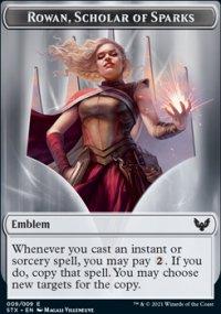 Emblem Rowan, Scholar of Sparks -