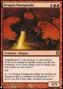 Dragon fourgueule -