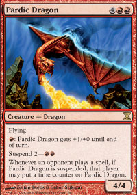 Dragon pardique -
