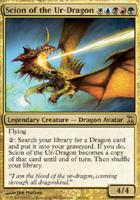 Scion de l'Ur-Dragon -