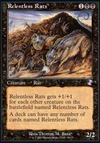 Relentless Rats -